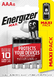 Energizer Max Power Seal AAA         8St