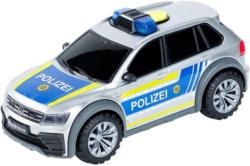 Polizeiauto VW Tiguan R Line mit Sound
