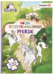 """Ernsting's family Schleich """"Horse Club"""" Sticker-Malspaß"""