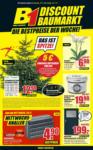 B1 Discount Baumarkt Wochen Angebote - bis 23.11.2019