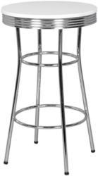 Bartisch in Holzwerkstoff 60/60/100 cm