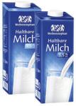 real Weihenstephan Haltbare Milch 1,5/3,5 % Fett, jede 1-Liter-Packung - bis 23.11.2019
