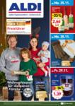 ALDI Nord Wochen Angebote - ab 25.11.2019