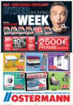Möbel Ostermann Cyber Shopping Week - bis 26.11.2019