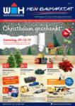 Würth-Hochenburger - Baustoffniederlassung Würth-Hochenburger Flugblatt - gültig bis 31.12. - bis 31.12.2019