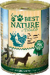 dm-drogerie markt Best Nature Nassfutter für Hunde, Adult, Wild,Huhn und Nudel