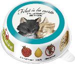 dm-drogerie markt GranataPet Nassfutter für Katzen, Adult, Filet à la carte Thunfisch & Pute