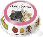 dm-drogerie markt GranataPet Nassfutter für Katzen, Adult, Filet à la carte Huhn & Kaninchen
