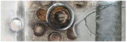 Handgefertigtes Ölgemälde ca. 50x150cm Abstrakt