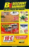 B1 Discount Baumarkt Wochen Angebote - bis 30.11.2019