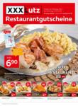 XXXLutz Restaurantgutscheine - bis 07.12.2019