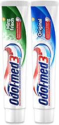Odol-med3 Zahncreme Original, Minzfrisch, Extra White oder Zahnsteinschutz, jede 75-ml-Packung