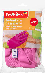 Profissimo Farbenfrohe Handschuhe M