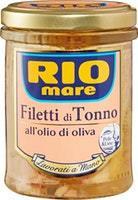 Filetti tonno in olio d'oliva Rio Mare