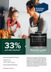 küchenquelle 33% auf alle Küchen + Backofen gratis* - bis 06.01.2020