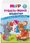 dm-drogerie markt Hipp Fruchtriegel Früchte-Müesli Häppchen ab 1 Jahr, 10x10g,