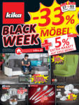 kika Möbel kika - Black Week - gültig bis 3.12. - bis 03.12.2019