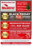 hagebaumarkt Niederer Weihnachten bei Niederer - gültig bis 24.12. - bis 24.12.2019