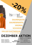 Hammerl TextilCare Hammerl TextilCare Dezember Aktion - bis 21.12.2019