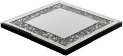 Deko-Spiegel-Platte Diamant ca. 20x20cm