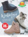 K+K SCHUH-CENTER Winter Love - bis 07.12.2019