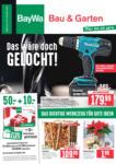BayWa Bau- & Gartenmärkte Wochenangebote - bis 07.12.2019