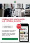 Hagebau 10% Rabatt Gutschein - bis 04.12.2019