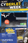Euronics Berlet Black Cyberlet Week - bis 06.12.2019