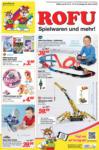ROFU Kinderland Rofu Spielwaren und mehr! - bis 07.12.2019