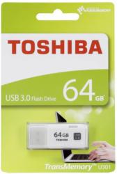 Toshiba USB-Stick »Hayabusa USB 3.0 64GB White U301«