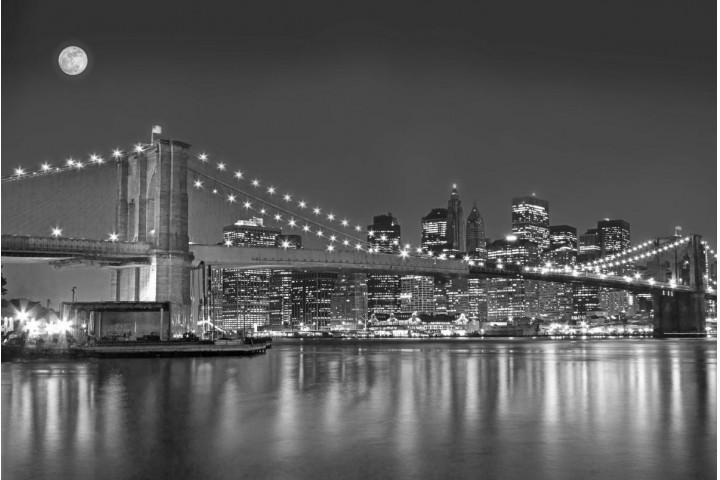 Bild-Deko-Block ca. 116x78cm New York