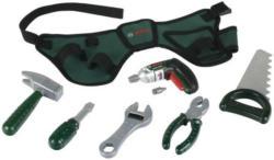 Bosch Kinder Werkzeuggürtel 7-tlg, Klein 8493