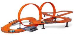 Hot Wheels Autorennbahn - 9,15m - inkl. 2 Fahrzeugen