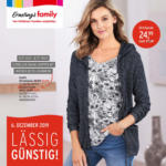 Ernsting's family Ernsting´s Family - Lässig günstig - ab 6.12. - bis 16.12.2019