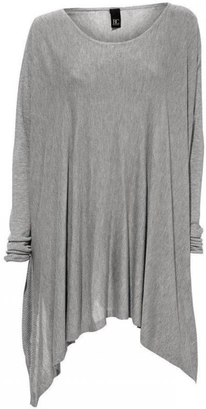 heine CASUAL Rundhalspullover Oversized