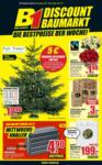B1 Discount Baumarkt Wochen Angebote - bis 07.12.2019