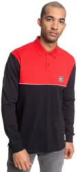 DC Shoes Langarm-Poloshirt »Brookledge«