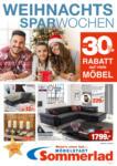 Möbelstadt Sommerlad Weihnachts-Sparwochen - bis 14.12.2019