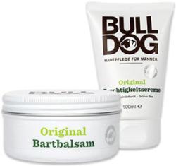 Bulldog Feuchtigkeitscreme oder Original Bartbalsam jede 75ml/100-ml-Packung