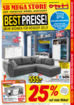 Opti-Wohnwelt SB Mega Store Bestpreise - bis 21.12.2019