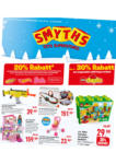 Smyths Toys Smyths Toys - 2.12. bis 8.12. - bis 04.12.2019