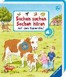dm-drogerie markt Ravensburger Sachen suchen, Sachen hören: Auf dem Bauernhof