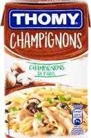 Sauce champignons Thomy