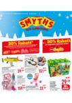 Smyths Toys Smyths Toys - 2.12. bis 8.12. - bis 08.12.2019