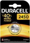 Expert ETECH Duracell Lithium 2450 B1 Electronics Knopfzelle Blister 1