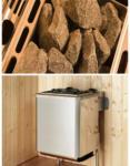Möbelix Saunaofenset 5,4 Kw, Kompakt 400v