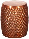 Möbelix Beistelltisch Sita D: ca. 32cm Kupferfarben