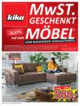 kika Möbel kika - Auf viele Möbel sparen! - gültig bis 24.12. - bis 24.12.2019