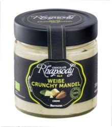 Rhapsody Weiße Crunchy Mandel Creme