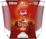 dm-drogerie markt Glade Langanhaltende Duftkerze Spiced Apple Kiss (Apfel, Zimt & Muskatnuss)